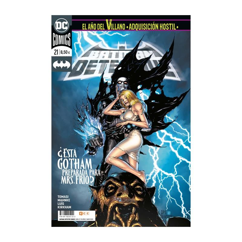 BATMAN: DETECTIVE COMICS Nº 21