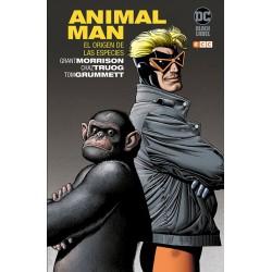 BIBLIOTECA GRANT MORRISON: ANIMAL MAN NÚM. 02 (DE 3)