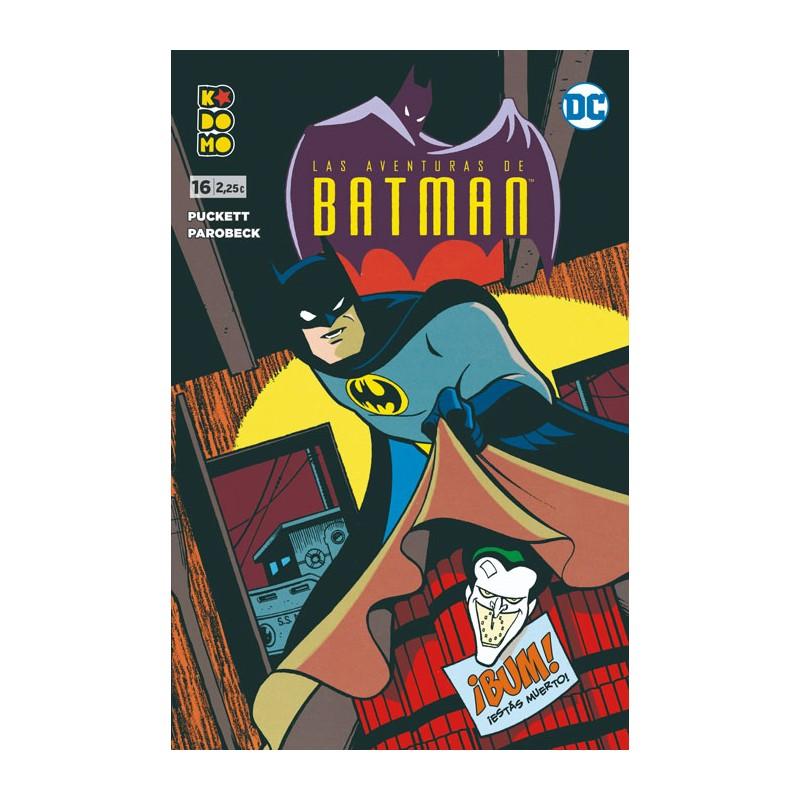 LAS AVENTURAS DE BATMAN Nº 16