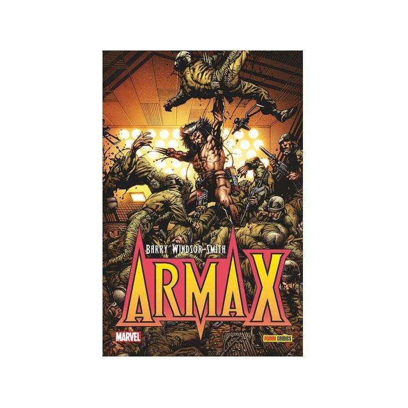 LOBEZNO: ARMA-X