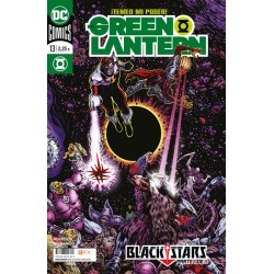 GREEN LANTERN Nº 13 / 95