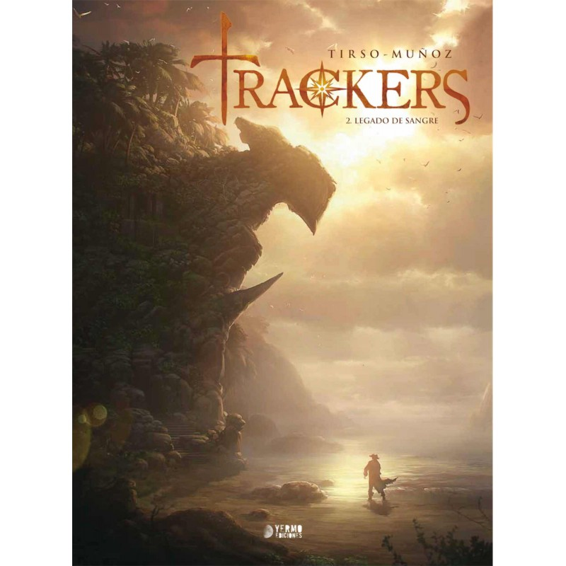TRACKERS VOL. 02: LEGADO DE SANGRE