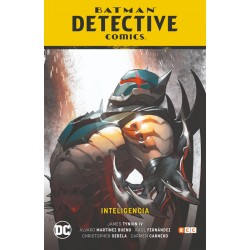 BATMAN DETECTIVE COMICS VOL. 04: INTELIGENCIA (RENACIMIENTO)