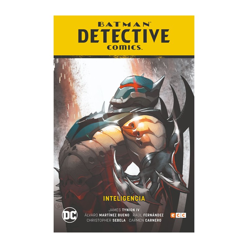BATMAN DETECTIVE COMICS VOL. 04: INTELIGENCIA