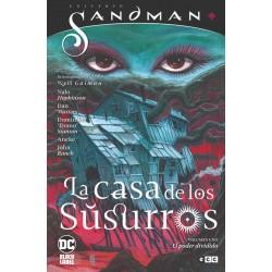 UNIVERSO SANDMAN - LA CASA DE LOS SUSURROS VOL. 01 - LOS PODERES DIVIDIDOS