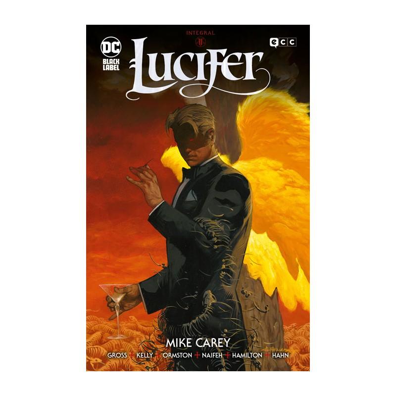 LUCIFER INTEGRAL VOL. 02 (DE 3)