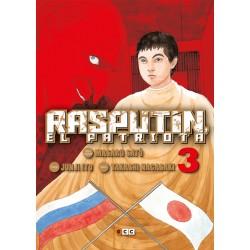 RASPUTIN, EL PATRIOTA  Nº 03 (DE 06)
