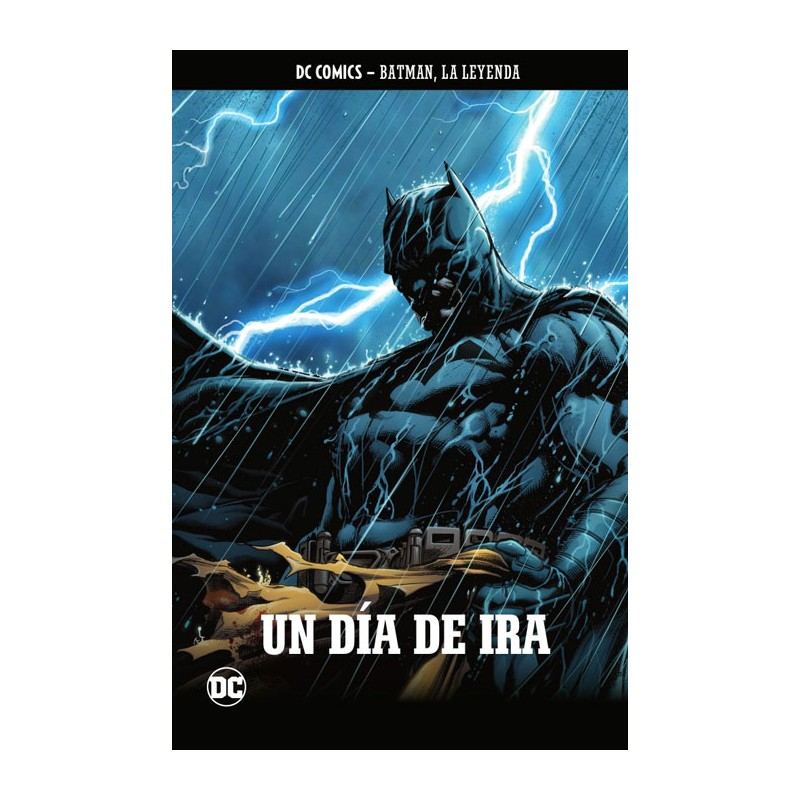 BATMAN LA LEYENDA Nº 34: UN DÍA DE IRA