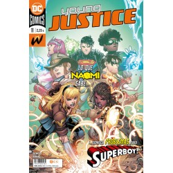 YOUNG JUSTICE Nº 11