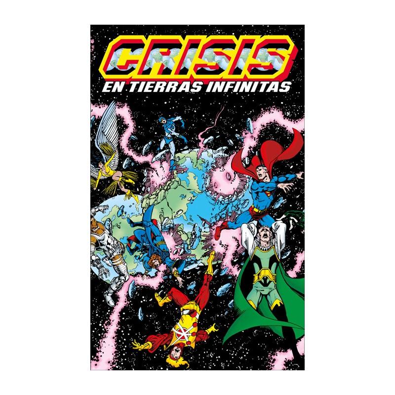 CRISIS EN TIERRAS INFINITAS XP VOL. 02 (DE 5)