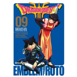 DRAGON QUEST EMBLEM OF ROTO Nº 09 (DE 15)