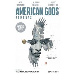 AMERICAN GODS: SOMBRAS VOL. 01 (DE 03)