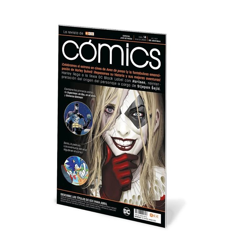 REVISTA ECC COMICS Nº 14