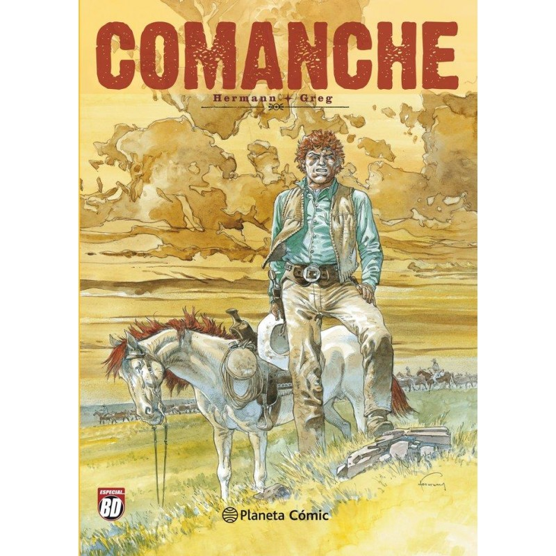 COMANCHE VOL. 01 (DE 02)