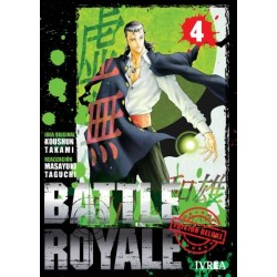 BATTLE ROYALE DELUXE Nº 04
