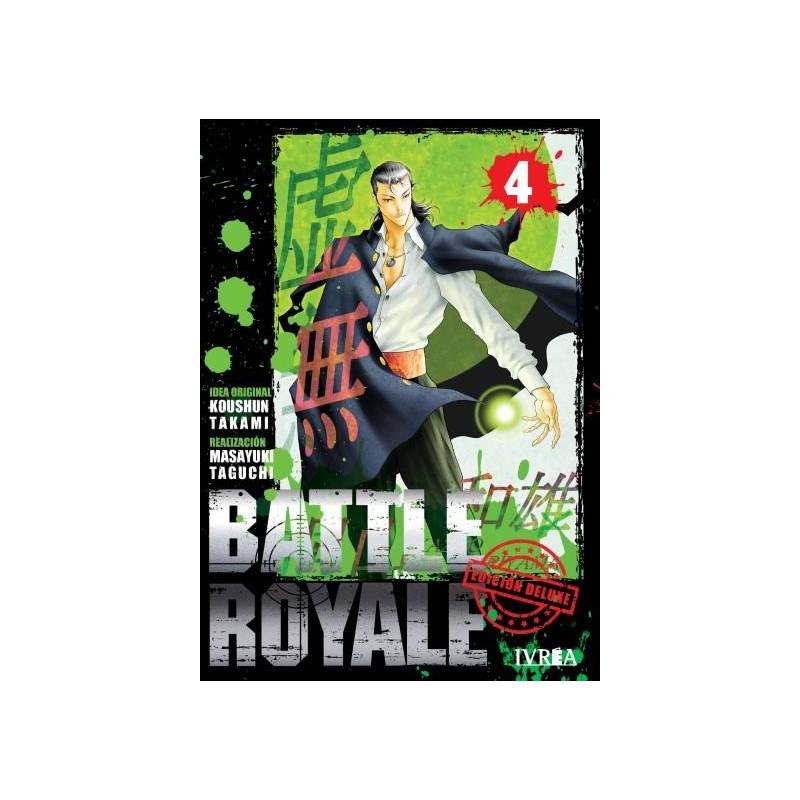 BATTLE ROYALE DELUXE Nº 04