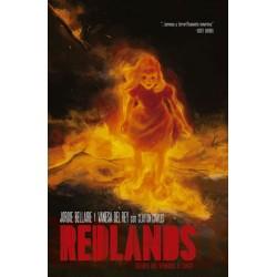 REDLANDS Nº 01 HERMANAS DE SANGRE
