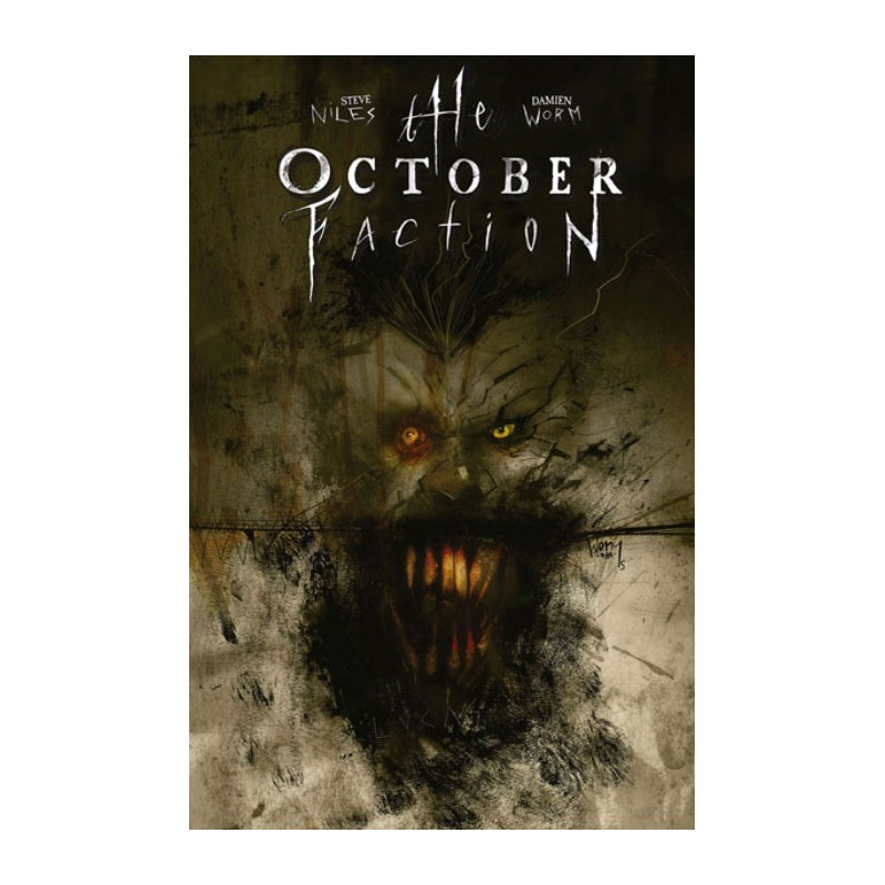 THE OCTOBER FACTION Nº 02