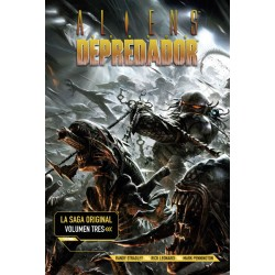 ALIENS VS DEPREDADOR - LA SAGA ORIGINAL VOL. 03