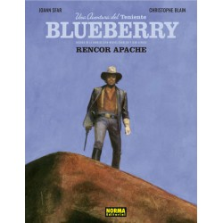 TENIENTE BLUEBERRY VOL. 01 RENCOR APACHE