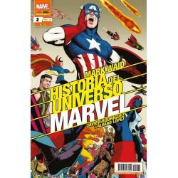 HISTORIA DEL UNIVERSO MARVEL Nº 02