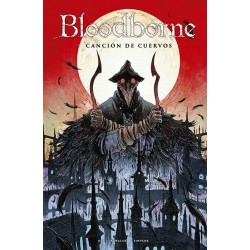 BLOODBORNE VOL. 03 CANCION DE CUERVOS