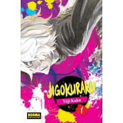 JIGOKURAKU Nº 01 (PRECIO LANZAMIENTO)