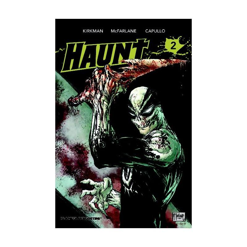 THE HAUNT Nº 02 (DE 03)