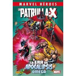 MARVEL HEROES 73: LA PATRULLA-X LA ERA DE APOCALIPSIS - OMEGA