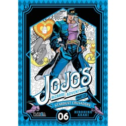 JOJO'S BIZARRE ADVENTURE PARTE 3: STARDUST CRUSADERS Nº 06