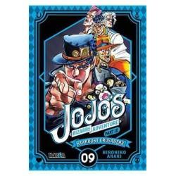 JOJO'S BIZARRE ADVENTURE PARTE 3: STARDUST CRUSADERS Nº 09