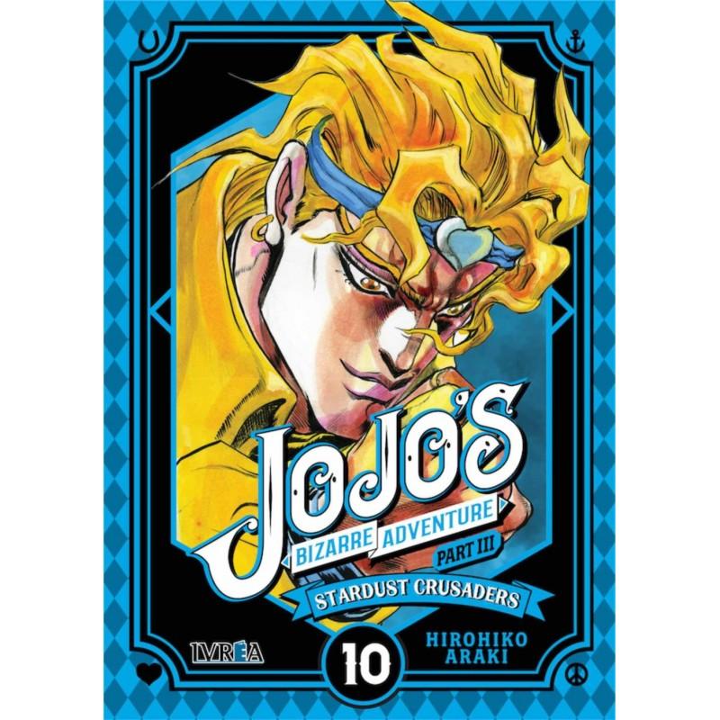 JOJO'S BIZARRE ADVENTURE PARTE 3: STARDUST CRUSADERS Nº 10