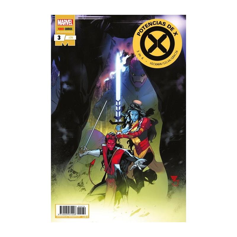 POTENCIAS DE X Nº 03 (DE 6)