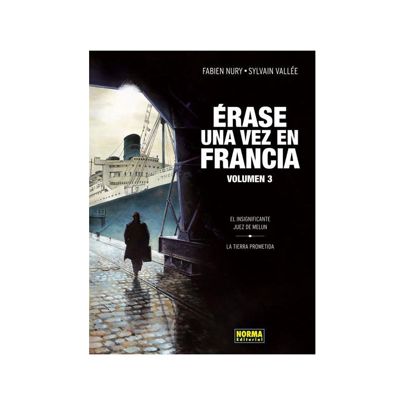 ERASE UNA VEZ EN FRANCIA VOL. 03