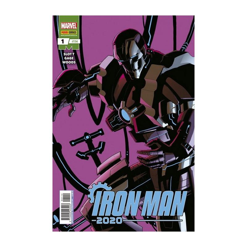 IRON MAN 2020 Nº 01 / 114