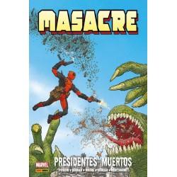 MASACRE DE GERRY DUGGAN VOL. 01: PRESIDENTES MUERTOS