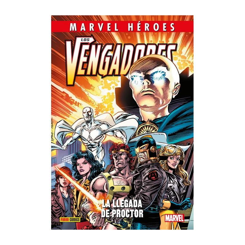 MARVEL HEROES 99: LOS VENGADORES LA LLEGADA DE PROCTOR
