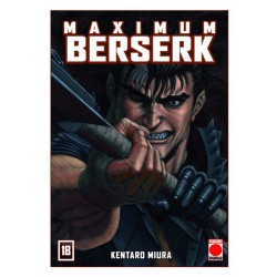 BERSERK MAXIMUM VOL. 18