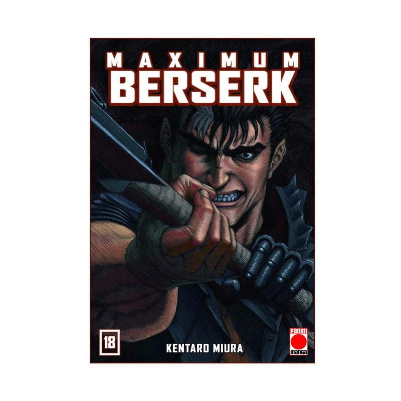 BERSERK MAXIMUM VOL. 18