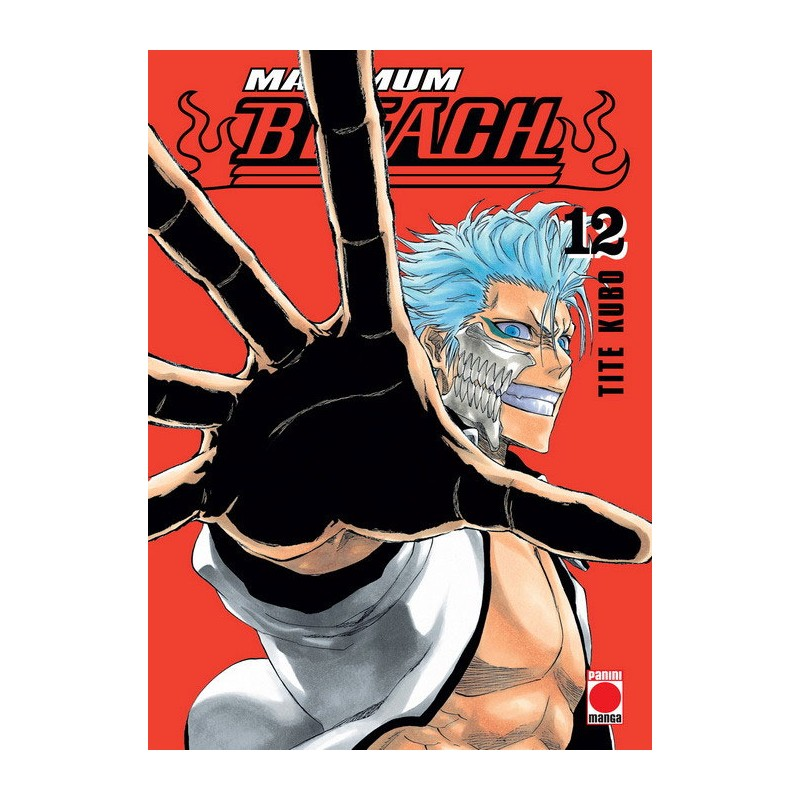 MAXIMUM BLEACH Nº 12
