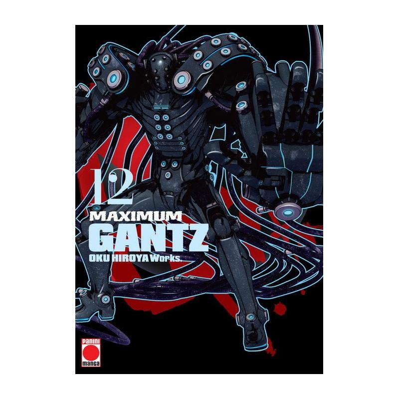 MAXIMUM GANTZ Nº 12