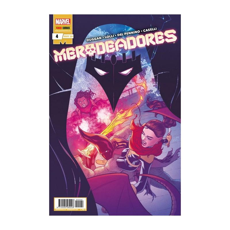 MERODEADORES Nº 04