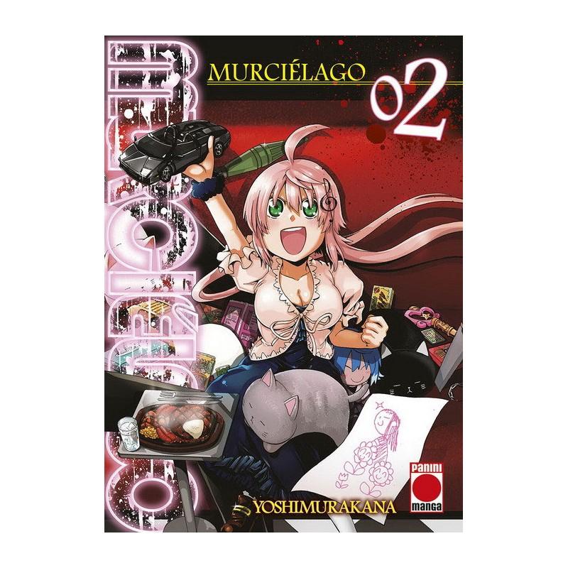 MURCIÉLAGO Nº 02