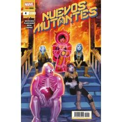 NUEVOS MUTANTES Nº 04