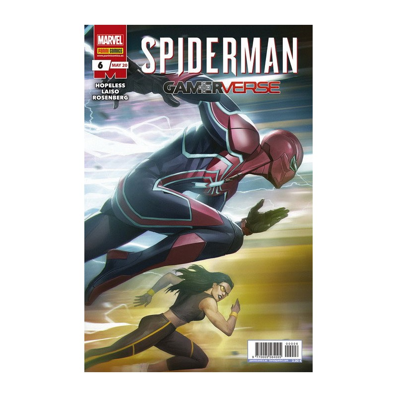 SPIDERMAN: GAMERVERSE Nº 06