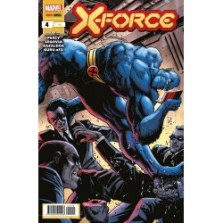 X-FORCE Nº 04 / 09