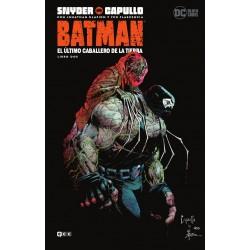 BATMAN: EL ÚLTIMO CABALLERO DE LA TIERRA LIBRO 02 (DE 3)