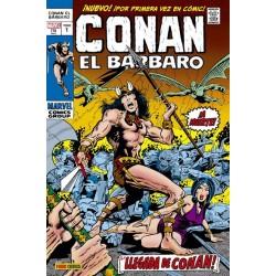 CONAN EL BÁRBARO: LA ETAPA MARVEL ORIGINAL VOL. 01 (MARVEL OMNIBUS)