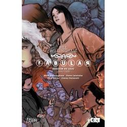 FABULAS EDICION DE LUJO: LIBRO 03