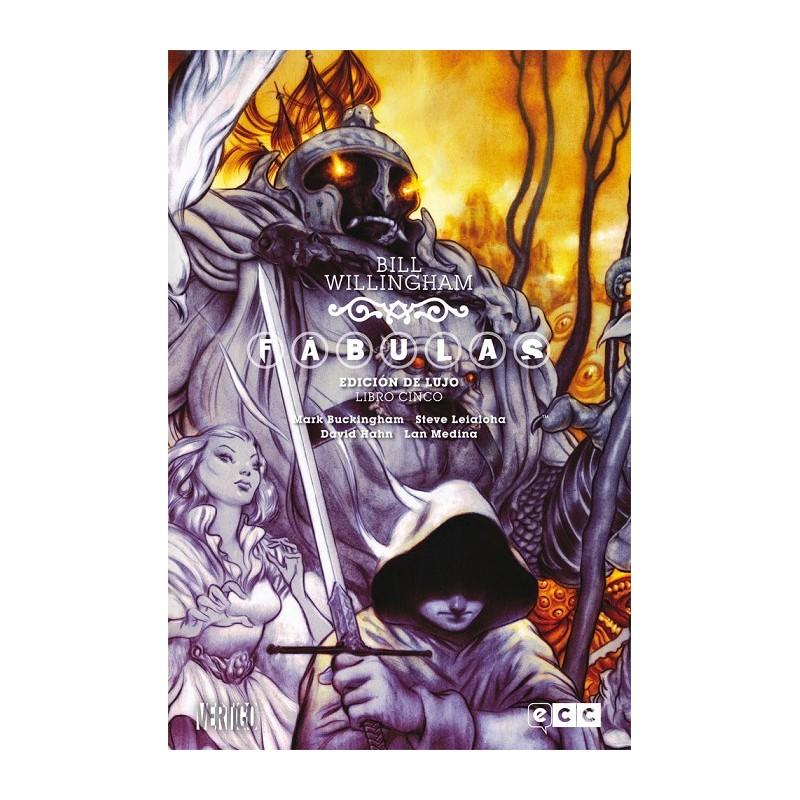 FABULAS EDICION DE LUJO: LIBRO 05